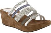 Azura Women's Oletha Ornamented Slide Sandal