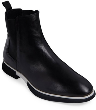 Paul Stuart Men's Mansfield Leather Chelsea Boots