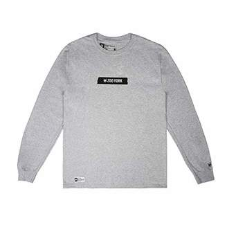 Zoo York Men's Tape Long Sleeve Top,XX (Size:)