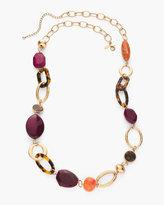 Chico's Mila Single-Strand Necklace