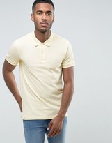 Jack and Jones Originals Polo Shirt With Chest Logo