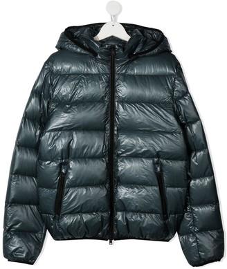 Herno TEEN down padded jacket