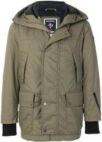 Rossignol hooded zipped jacket