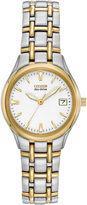 Citizen Eco-Drive Womens Two-Tone Watch EW1264-50A