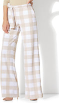 New York & Co. 7th Avenue Pant -Tie-Waist Palazzo