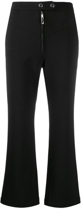 Ellery Orthodox cropped trousers