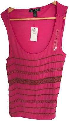 Lauren Ralph Lauren Pink Top for Women