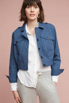 Moon River Cam Striped Jacket