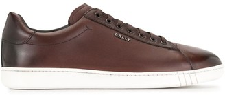 Bally Lillie Lux leather sneakers