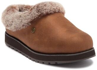 Skechers Keepsakes Faux Fur Slipper