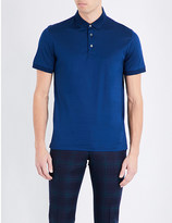 Corneliani Cotton-jersey polo shirt