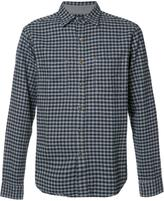 Alex Mill front pockets checked shirt