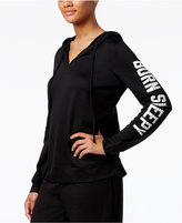 Jenni by Jennifer Moore Hooded Pajama Top, Only at Macy's