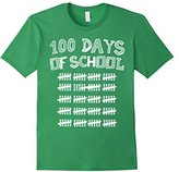 100 Days Of School Shirt For Kids - Boys and Girls T-Shirt