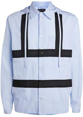 Craig Green Hooded Cotton Shirt