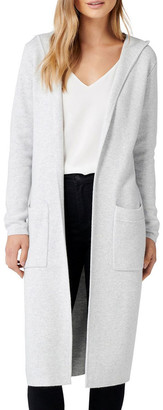 Forever New Aliza Hooded Cardigan