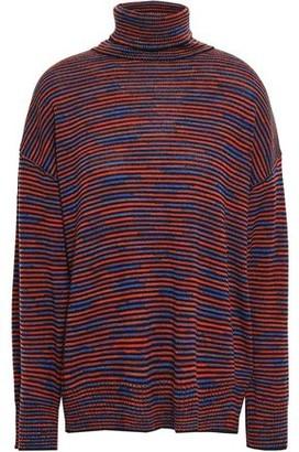 M Missoni Wool Turtleneck Sweater