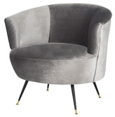 Safavieh Arlette Retro Mid-Century Accent Chair