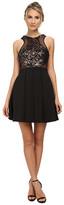 Faviana Beaded Top Neo Skirt 7660