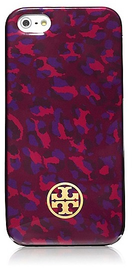 Tory Burch Panthra Soft Case For Iphone 5