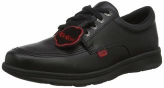 Kickers Unisex Kelland Lace Up Leather Shoes