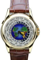 Patek Philippe World Time Cloisonné Automatic