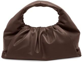 Bottega Veneta Small The Shoulder Pouch Leather Bag
