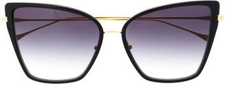 Dita Eyewear Sunbird oversized sunglasses
