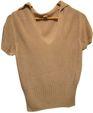 Hermes Ecru Knitwear for Women
