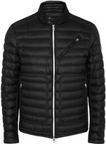 Moncler Picard Black Quilted Shell Jacket