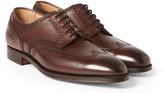 Ralph Lauren Purple Label - Rossendale Leather Wingtip Brogues