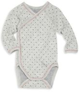 Petit Bateau Baby's Polka Dot Bodysuit