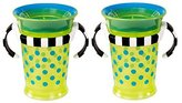 Sassy Grow Up Cup , Blue/Green