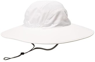 Outdoor Research Oasis Sun Sombrero (White) Knit Hats
