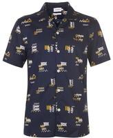 Farah Short Sleeve Berman Shirt