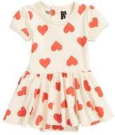 Rock Your Baby Sweetheart Skirted Bodysuit