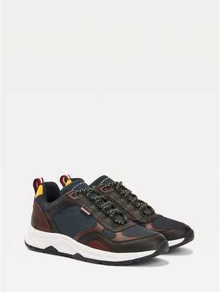 Tommy Hilfiger Mixed Material Sneaker