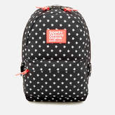 Superdry Women's Star Print Edition Montana Backpack Navy