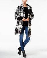 Lauren Ralph Lauren Plaid Blanket Scarf