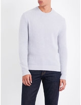 Tom Ford Ribbed merino wool and cashmere-blend jumper