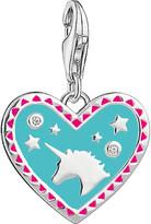 Thomas Sabo Charm Club unicorn silver charm pendant