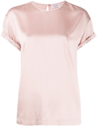 Brunello Cucinelli short sleeved T-shirt