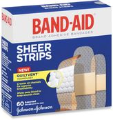 Bed Bath & Beyond Band-Aid® Assorted Sheer Bandages (60 Count)