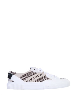 Givenchy Light Tennis Low Sneakers
