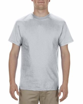 Marky G Apparel Men's 100% Cotton Short-Sleeve T-Shirt