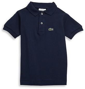 Lacoste Baby's, Little Boy's & Boy's Short-Sleeve Polo