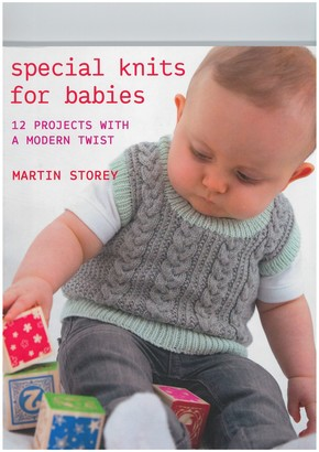 Rowan Special Knits For Babies Knitting Pattern Book