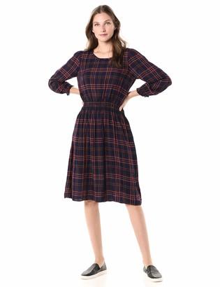 Velvet by Graham & Spencer Women's Isabella Rayon Plaid Dress