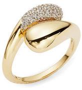 Nadri Pave Dipped Ring