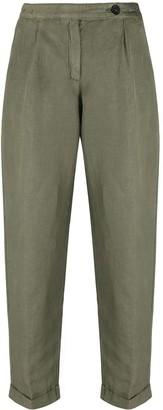 Massimo Alba Bogat straight trousers